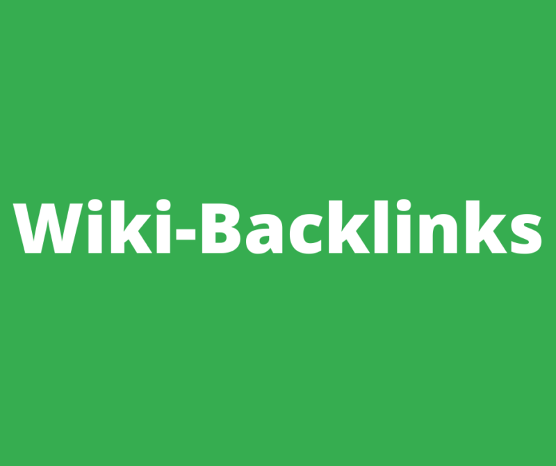 wikipedia-backlinks